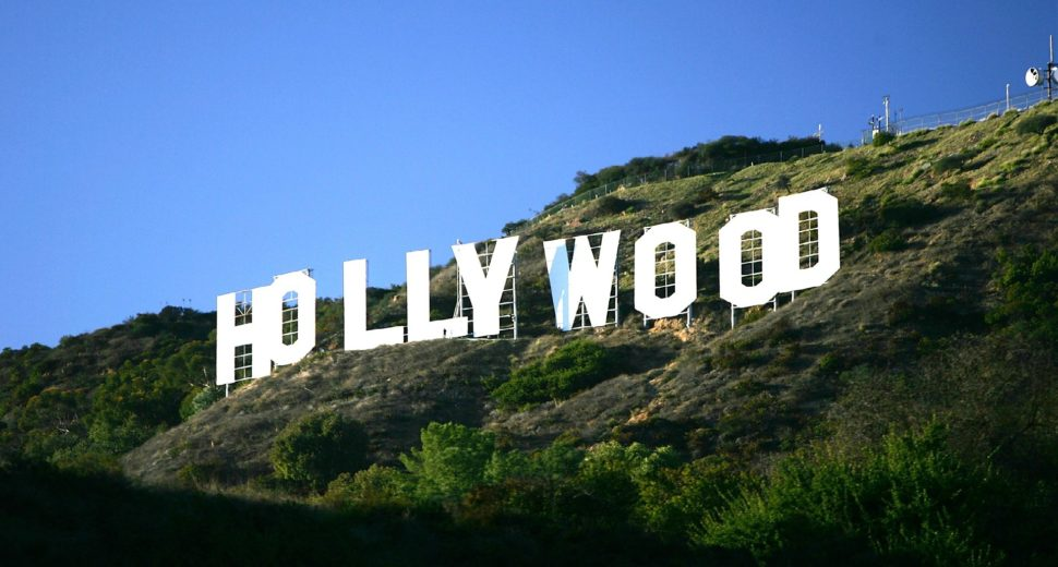 Cвадьба в Голливуде.