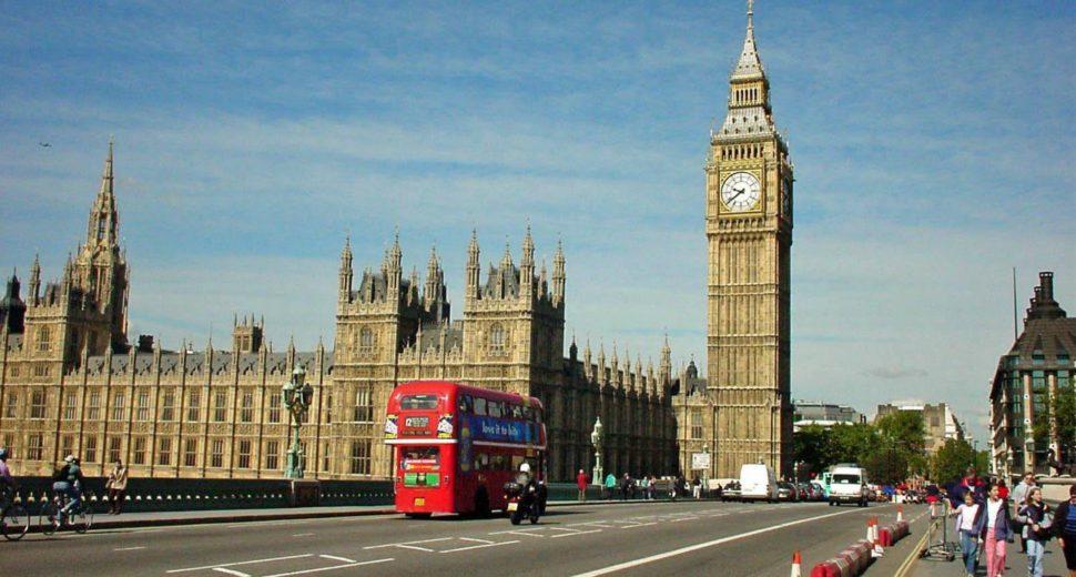 Путешествие с англичанином по Лондону.