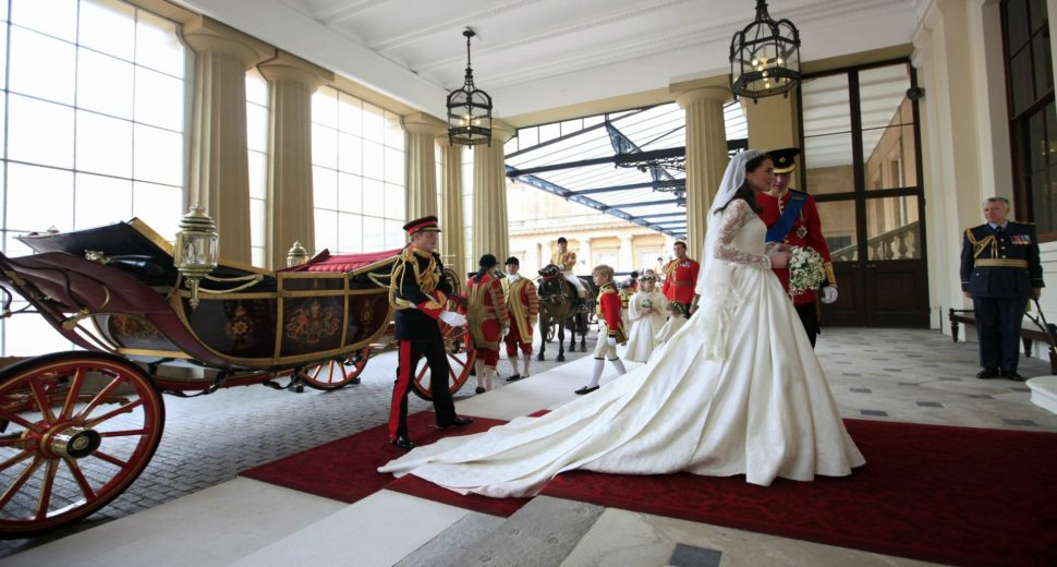 Свадьба с англичанином.