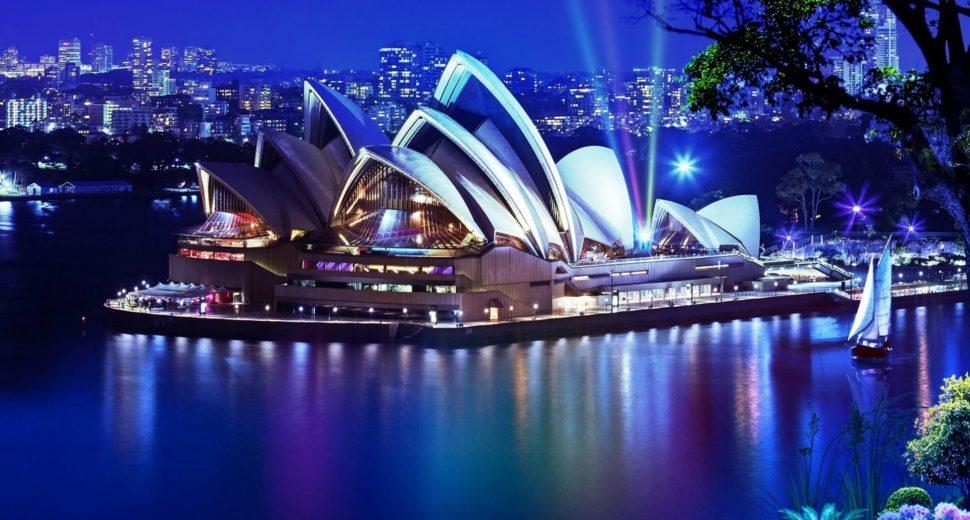 Наикрасивейшие виды Австралии.