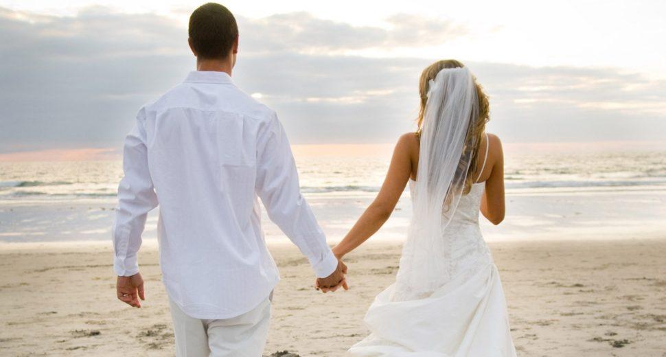 Яркая и незабываемая свадьба с австралийцем.
