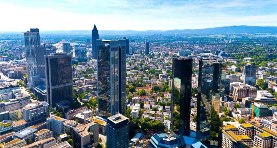 Прекрасная жизнь с немцем в мегаполисе.