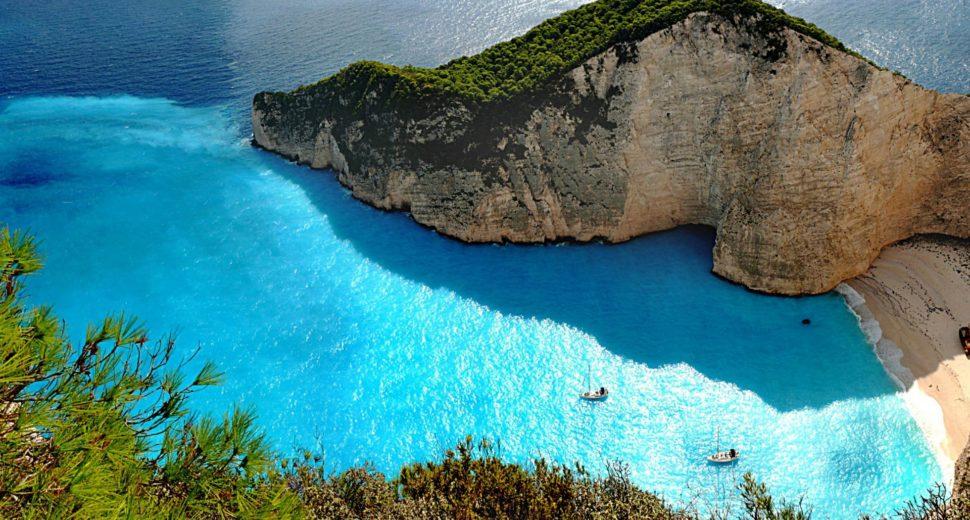 Путешествие по Греции.