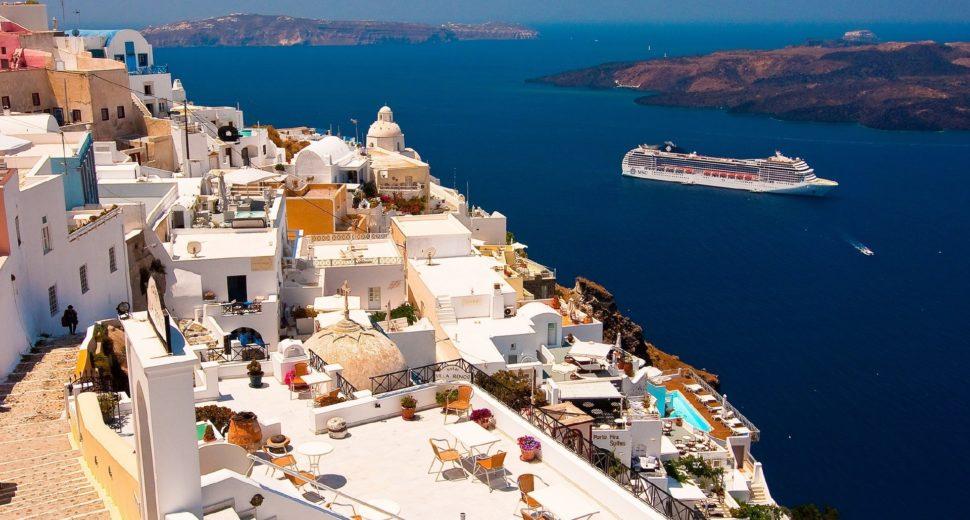 Наикрасивейшие виды Греции.