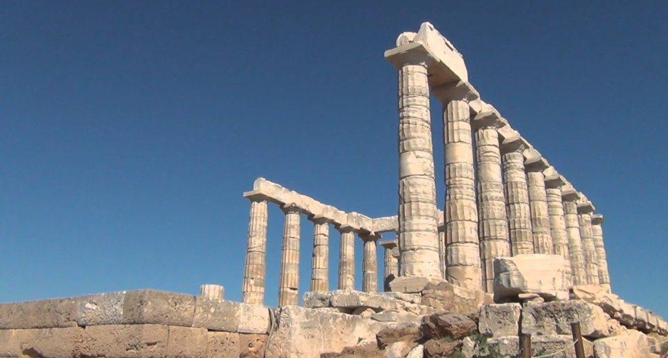Величайшие произведения архитекторов Греции.