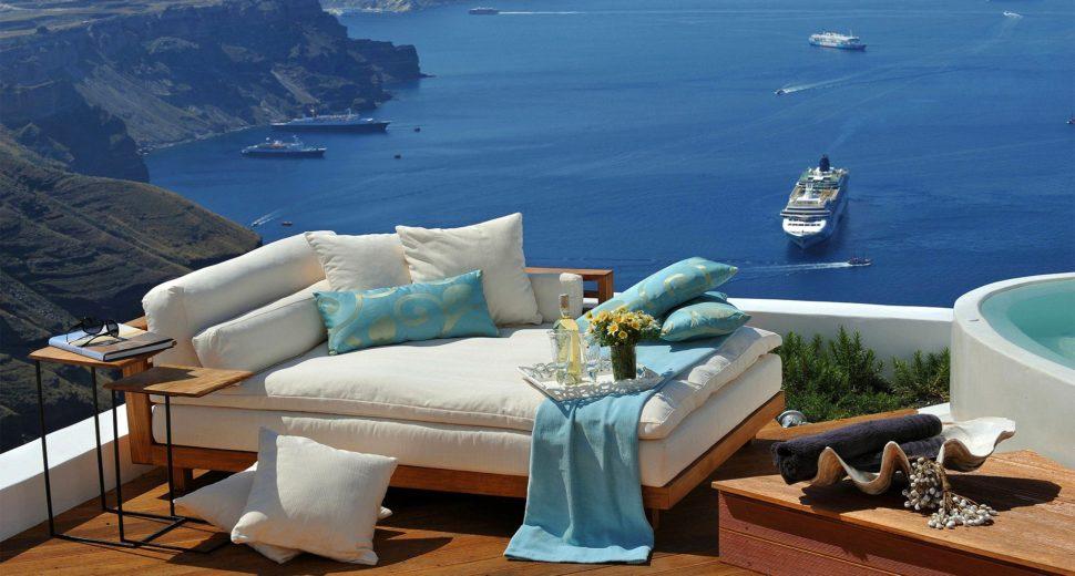 Яркая и стильная Греция.