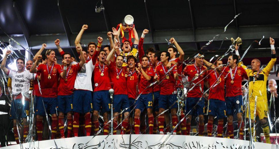 Футбол Испании.