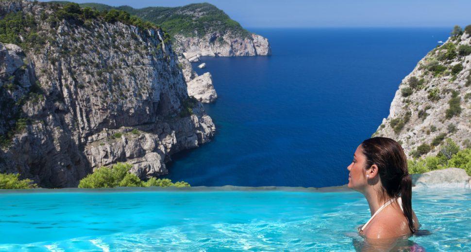 Отдых на лазуных берегах Испании.