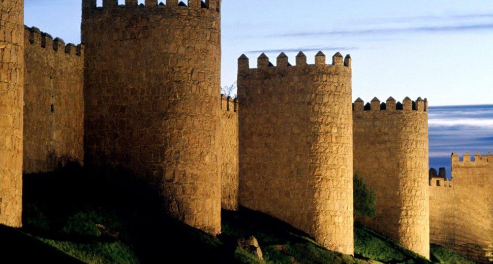 Посещение исторических мест Испании.