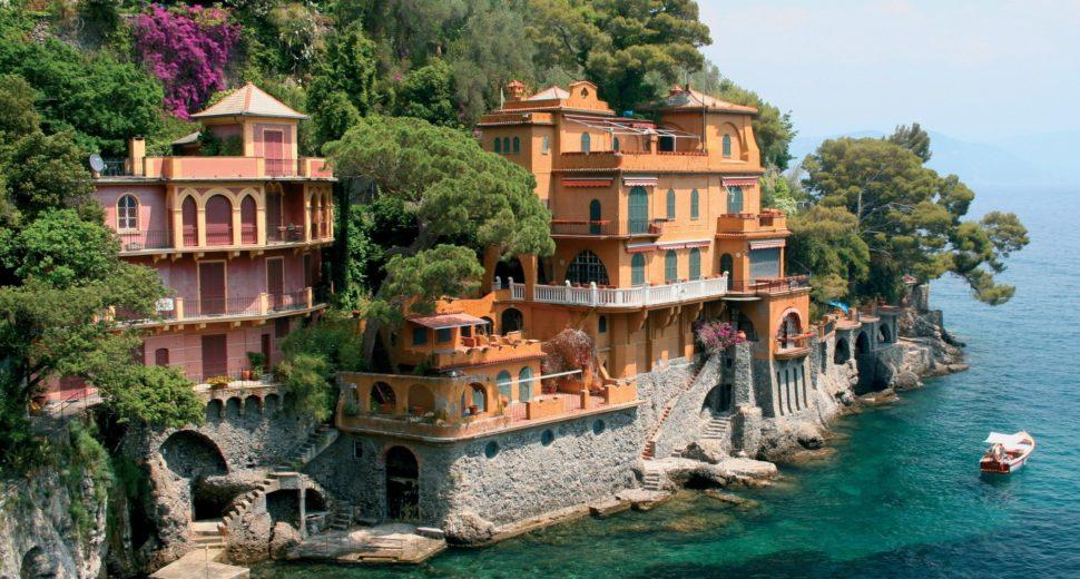 Романтическая прогулка по Италии.