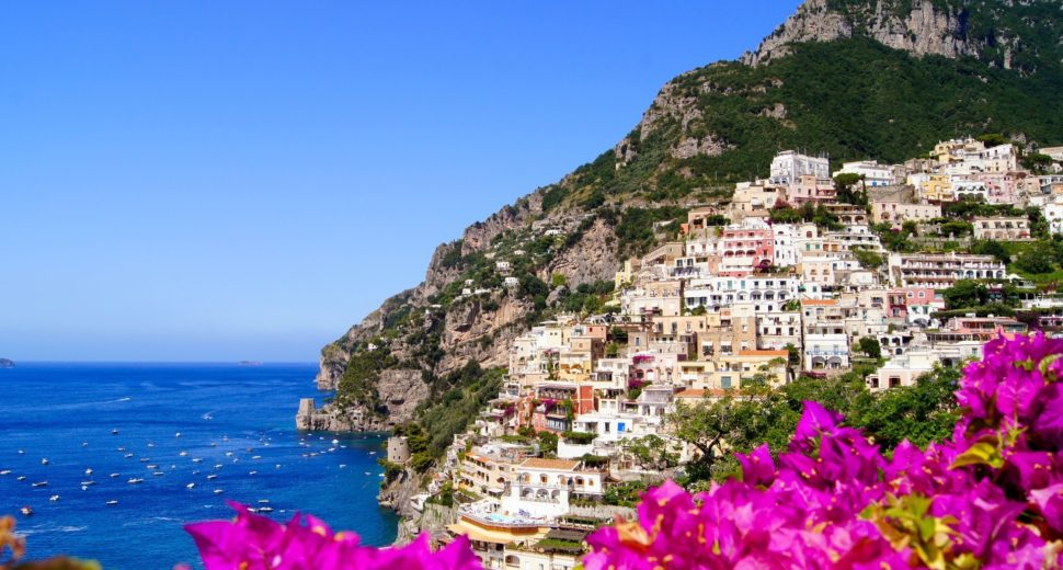 Медовый месяц с итальянцем.