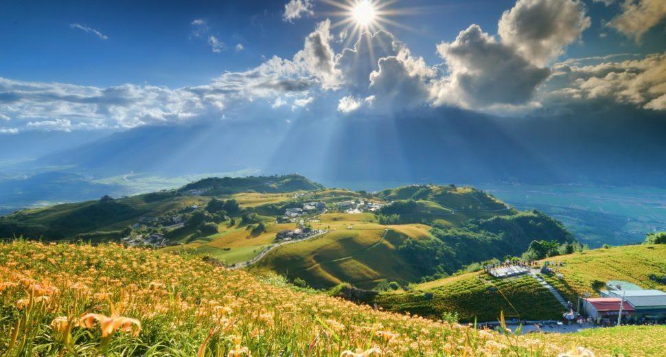 Неотразимые романтические прогулки по цветочным полям Италии.