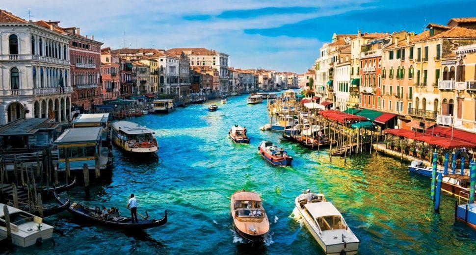 Путешествие по Италии.