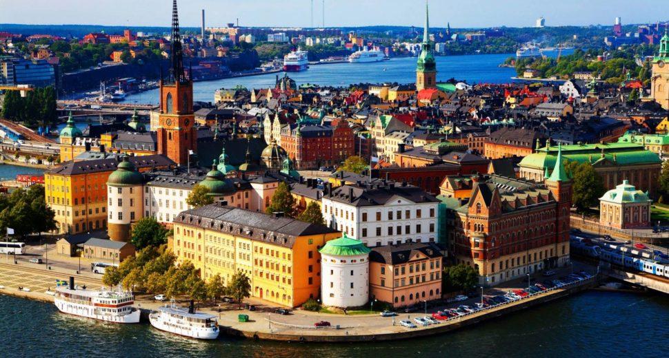 Жизнь в прекрасном городе с норвежцем.