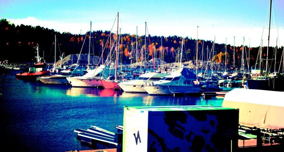 Незабываемая прогулка с норвежцем по необыкновенным местам.