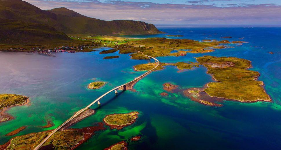 Незабываемое путешествие с норвежцем.