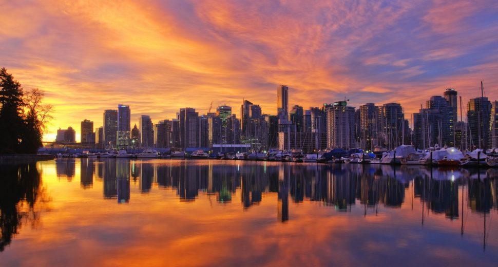 Встретить рассвет в Ванкувере с канадцем.