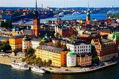 Швеция — страна завораживающих пейзажей и размеренной спокойной жизни!