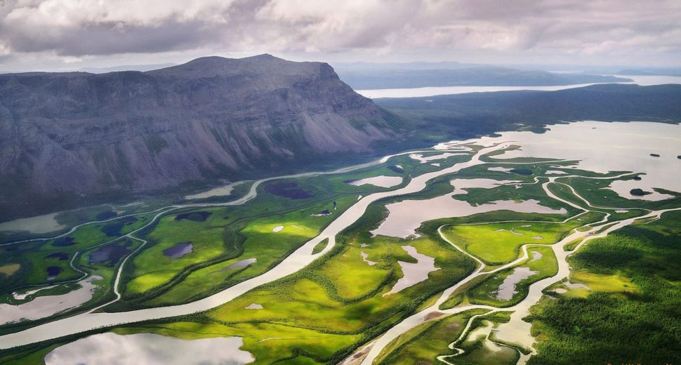 Национальный парк Швеции.