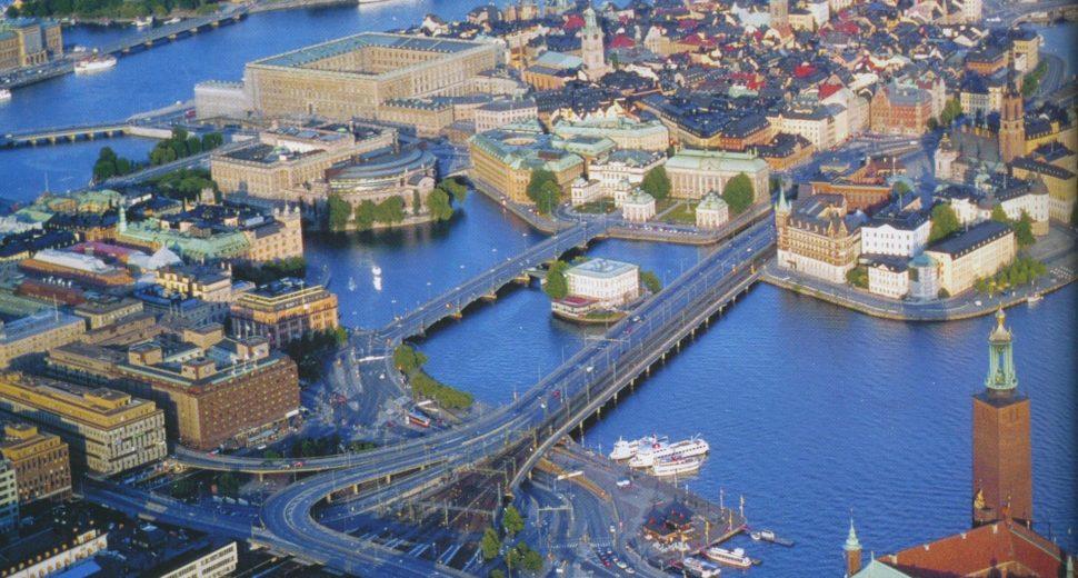 Чудесная экскурсия по красивым городам Швеции.