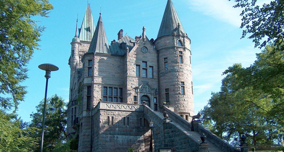 Экскурсии по замкам Швеции.