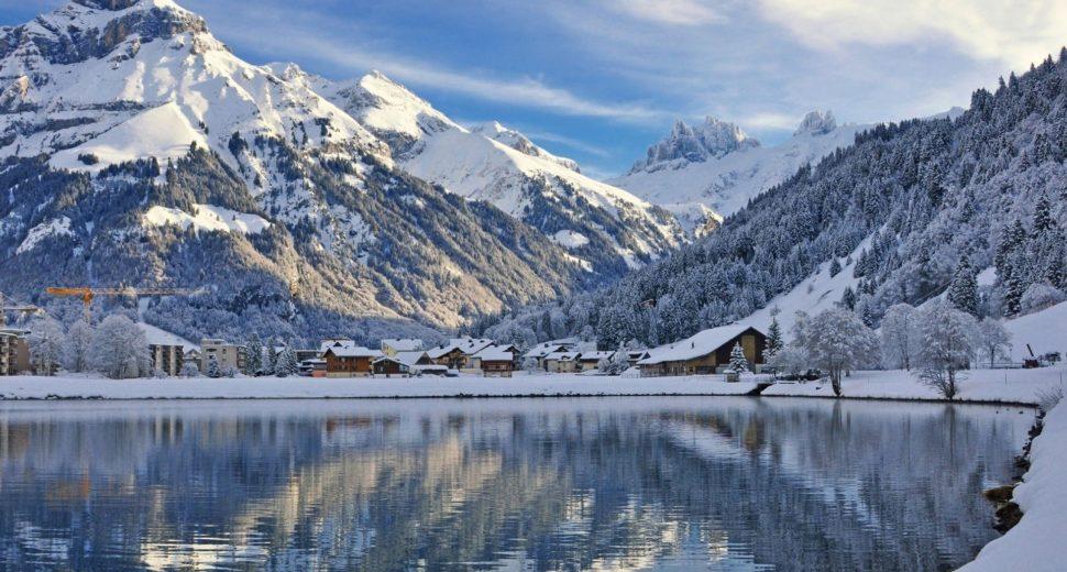 Замужество с швейцарцем и путешествие по Швейцарии.