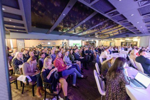 Мы приняли участие в конференции ChatOs  в Киеве, 9-10 октября 2018 года